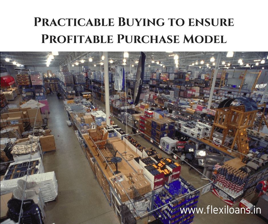"Turning Practical ""Buying"" into a Profitable ""Purchase Model"" for SME"