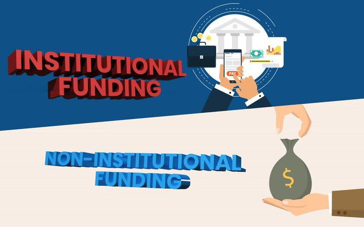 Why Institutional Funding is better than Non Institutional Funding?