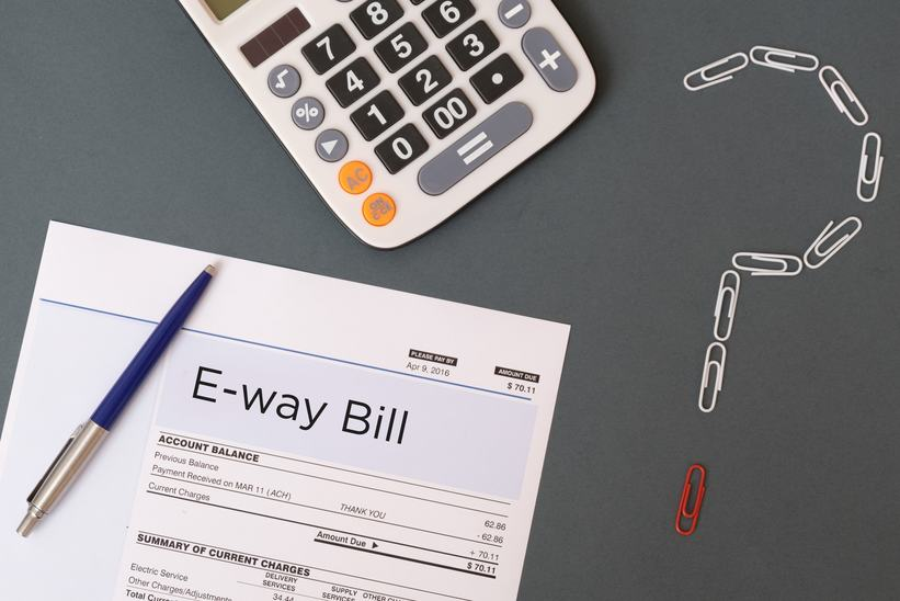 What's In An E-way Bill?