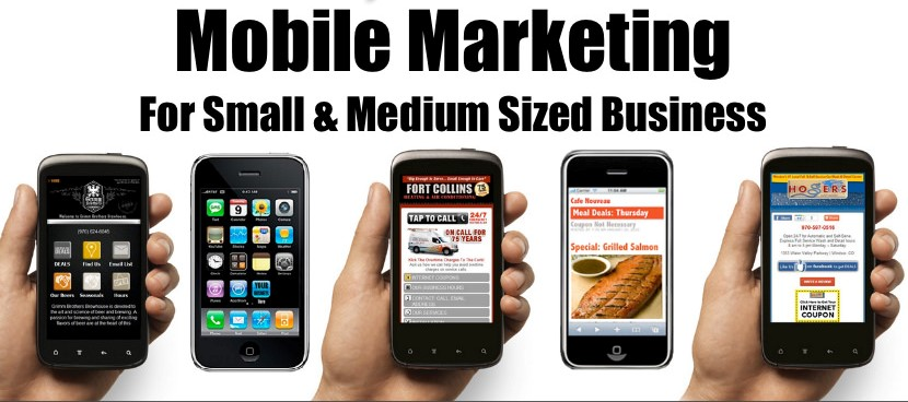 Mobile Marketing for SME's