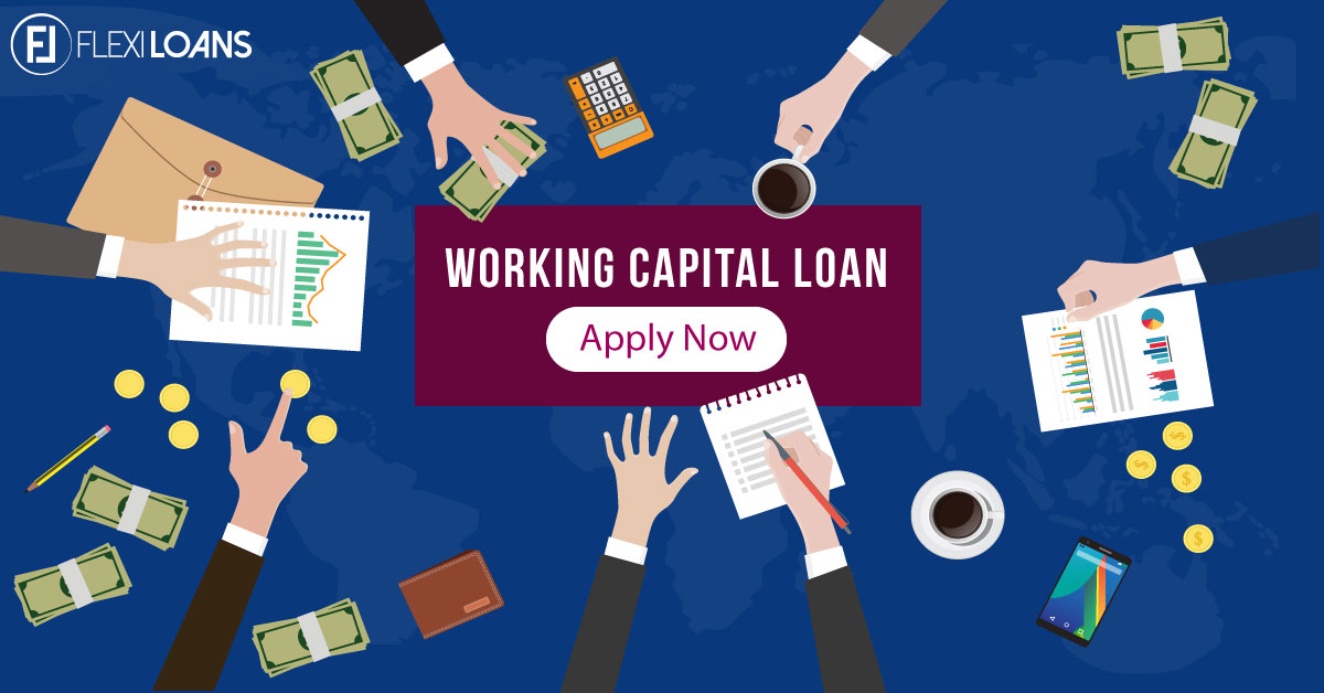 Working Capital Loan Apply Online Check Eligibility Get Instant Approval