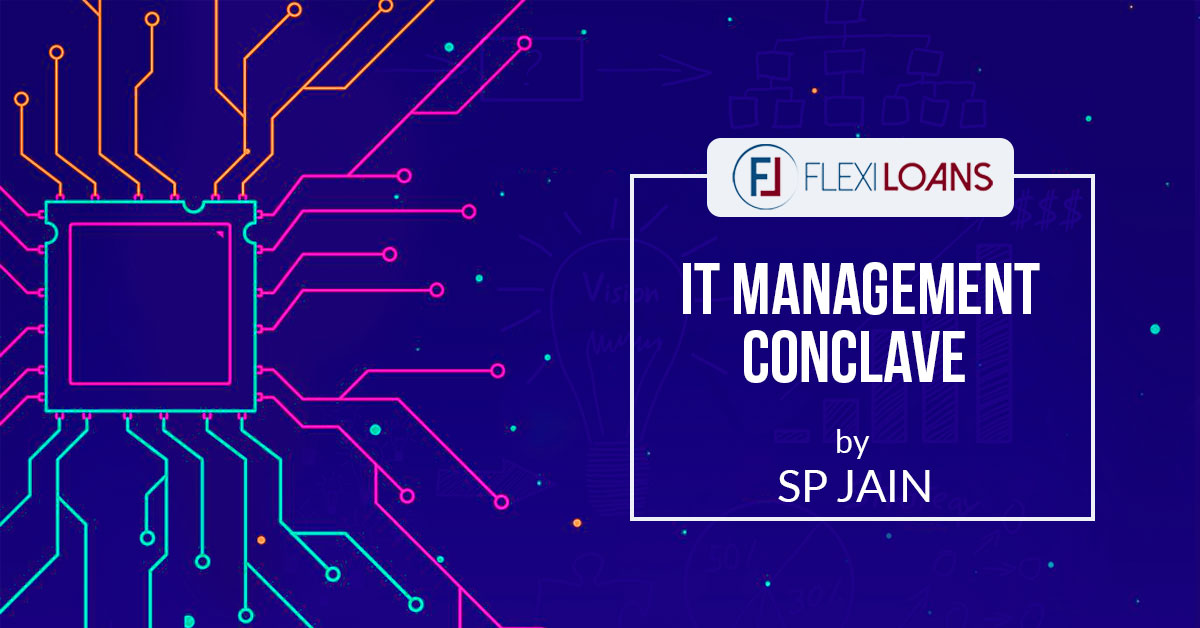 sp jain it management conclave 2018